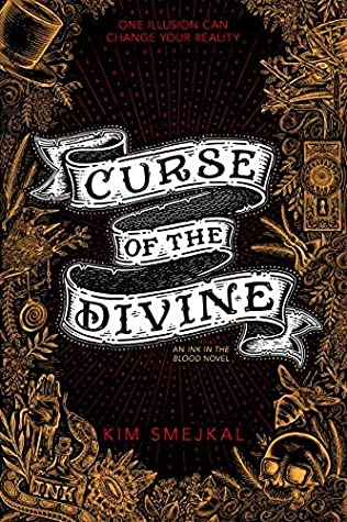 Curse of the Divine (Ink in the Blood, #2)