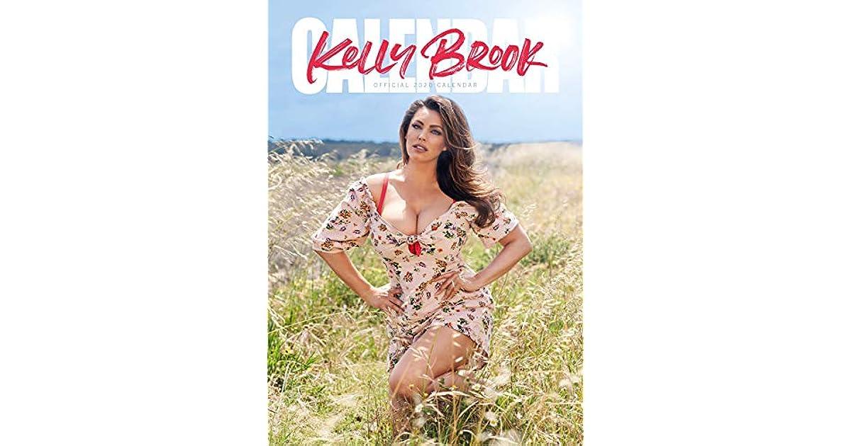 Kelly brook calendar
