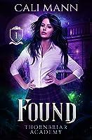Book 1: FOUND