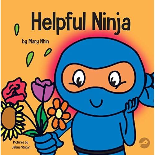Ninja Kid Clip Art – Educational Clip Arts