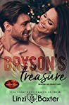 Bryson's Treasure (Brotherhood Protectors World / Montana Gold Book 3)