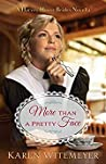 More Than a Pretty Face (Patchwork Family #2.5)