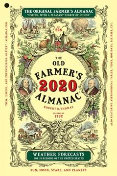 The Old Farmer's Almanac 2020 by Old Farmer's Almanac