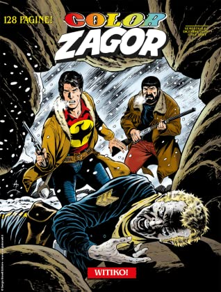 Color Zagor n. 10: Witiko!