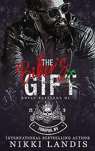 The Biker's Gift (Royal Bastards MC: Tonopah, NV #1)