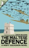 The Maltese Defence (Misfit Squadron, #5)