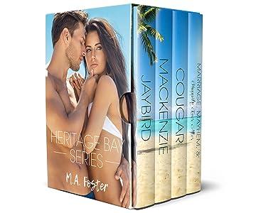 Heritage Bay Series: Box Set Books 1 - 4
