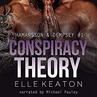 Conspiracy Theory Hamarsson Dempsey 1 By Elle Keaton