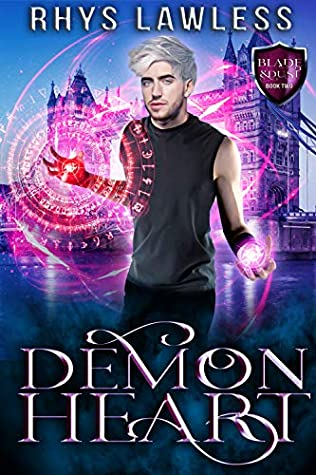 Demon Heart (Blade & Dust #2)