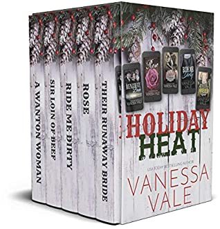 Holiday Heat Boxed Set: Five First-In-Series Cowboy Romances