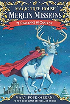 Treehouse Christmas 2021 Hours Christmas In Camelot Merlin Mission 1 By Mary Pope Osborne