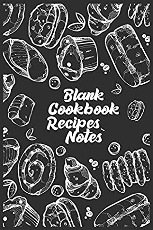 Blank Cookbook Recipes & Notes: Best women Food Cooking Design Blank Recipe Journal,Recipe journal hardcover to Write In Favorite Recipes and Notes