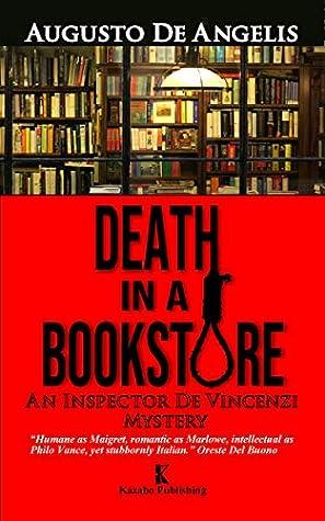 Death in a Bookstore: An Inspector De Vincenzi Mystery