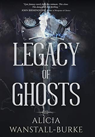 Legacy of Ghosts (The Coraidic Sagas #2)