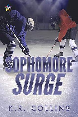 Sophomore Surge by K.R. Collins