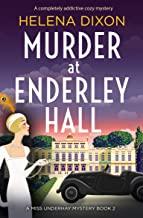 Murder at Enderley Hall (A Miss Underhay Mystery #2)