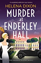 Murder at Enderley Hall (A Miss Underhay Mystery #2)