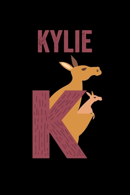 Kylie Animals Coloring Book For Kids Weekly Planner And Lined Journal Animal Coloring Pages Personalized Custom Name Initial Alphabet Christmas Or Birthday Gift For Girls By Not A Book