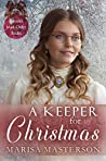 A Keeper for Christmas (Spinster Mail-Order Brides #12)