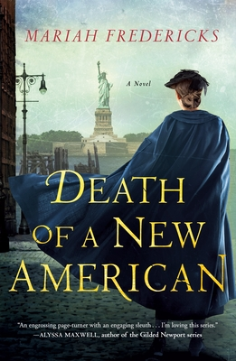 Death of a New American (Jane Prescott, #2)