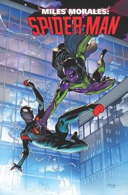 Miles Morales SpiderMan Vol 3 Family BusinessbySaladin AhmedJavier Garrn Illustrations
