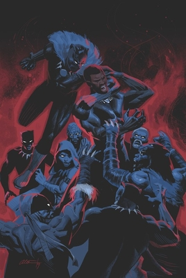Black Panther, Vol. 9: The Intergalactic Empire of Wakanda, Part Four