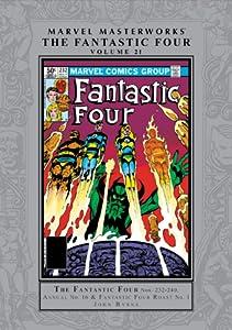 Marvel Masterworks: The Fantastic Four Vol. 21