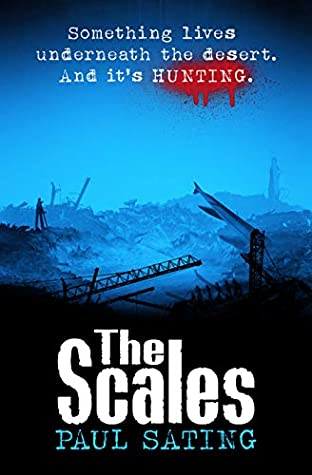 The Scales: A Supernatural Horror Novel