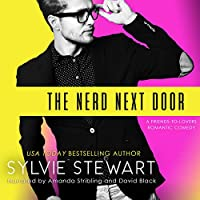 The Nerd Next Door (Carolina Kisses, #1)