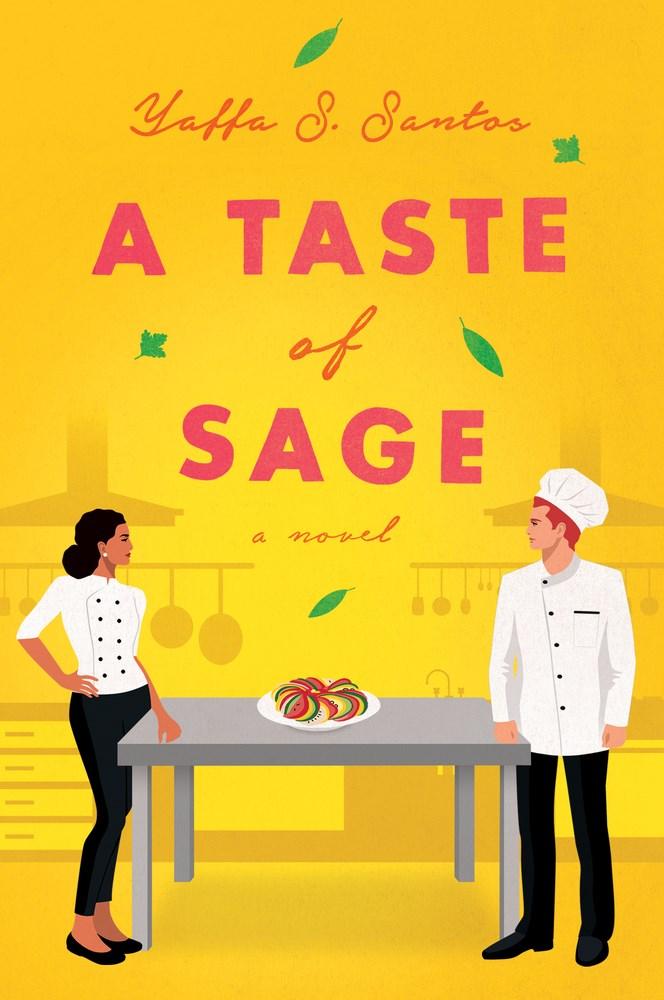A Taste of Sage by Yaffa S. Santos