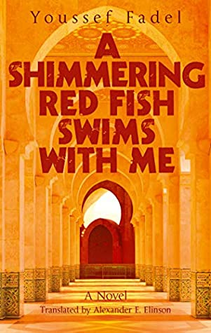 A Shimmering Red Fish Swims with Me: A Novel (Hoopoe Fiction)