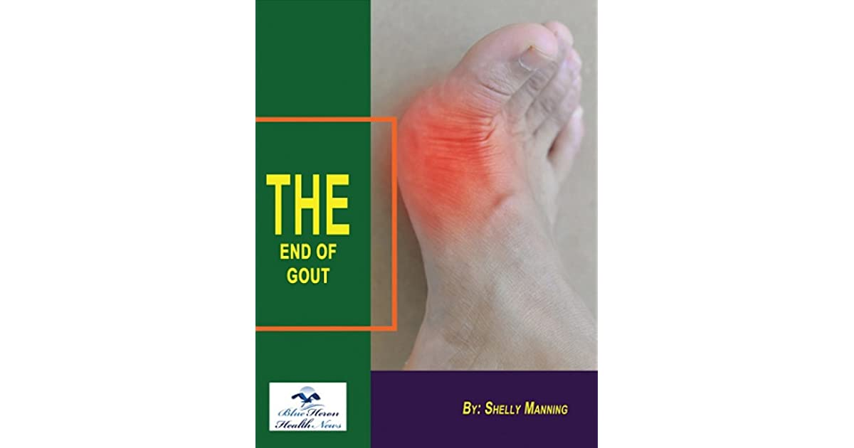 Gout Solution: Blue Heron Health News by Shelly Manning