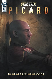Star Trek: Picard - Countdown #2 cover