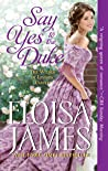 Say Yes to the Duke (The Wildes of Lindow Castle, #5) audiobook review