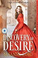 Discovery of Desire (The London Explorers Book 2)