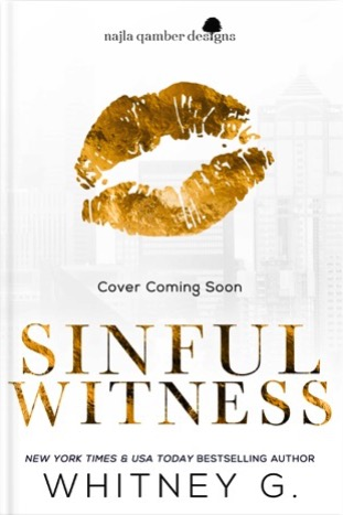 Sinful Witness (The Firm, #2)