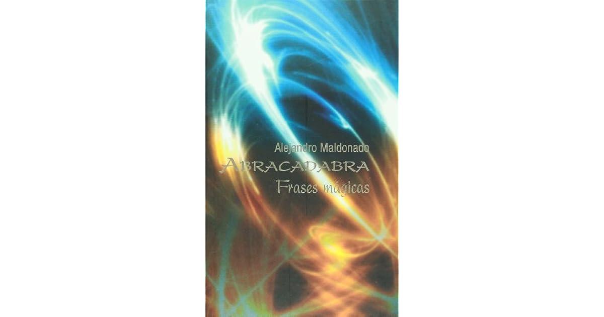 Abracadabra Frases Magicas U Paquete De Cartas By Alejandro
