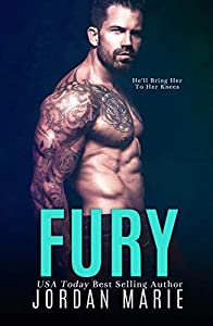 Fury (Savage Brothers MC: Tennessee Chapter, #4)