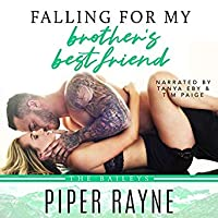 Falling for my Brother's Best Friend (The Baileys #4)