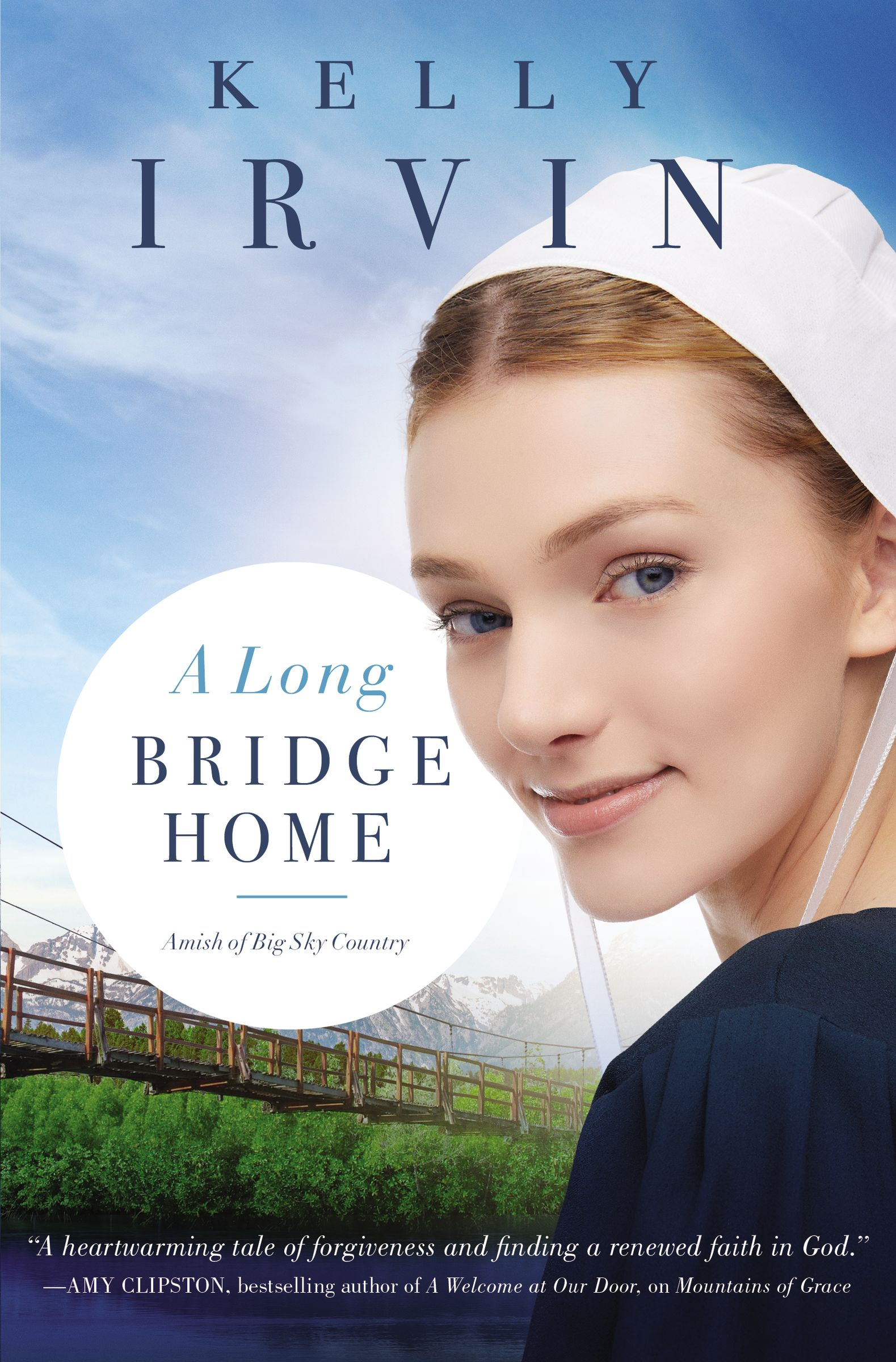 A Long Bridge Home - Kelly Irvin