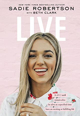 LIve cover by Sadie Robertson