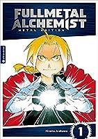 Fullmetal Alchemist Metal Edition 01 (Fullmetal Alchemist Metal Edition, #1)