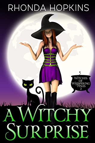 A Witchy Surprise (Witches of Whispering Pines, #1)