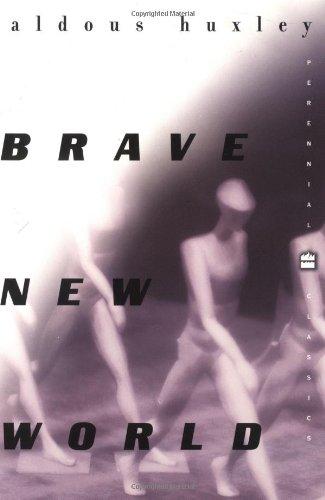 Brave New World-Aldous Huxley