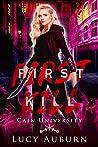 First Kill (Cain University #1)