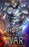 Hope In A Time Of War (Soldiers of Hope #1)