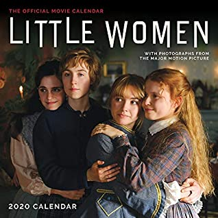 Little Women 2020 Wall Calendar: The Official Movie Tie-In
