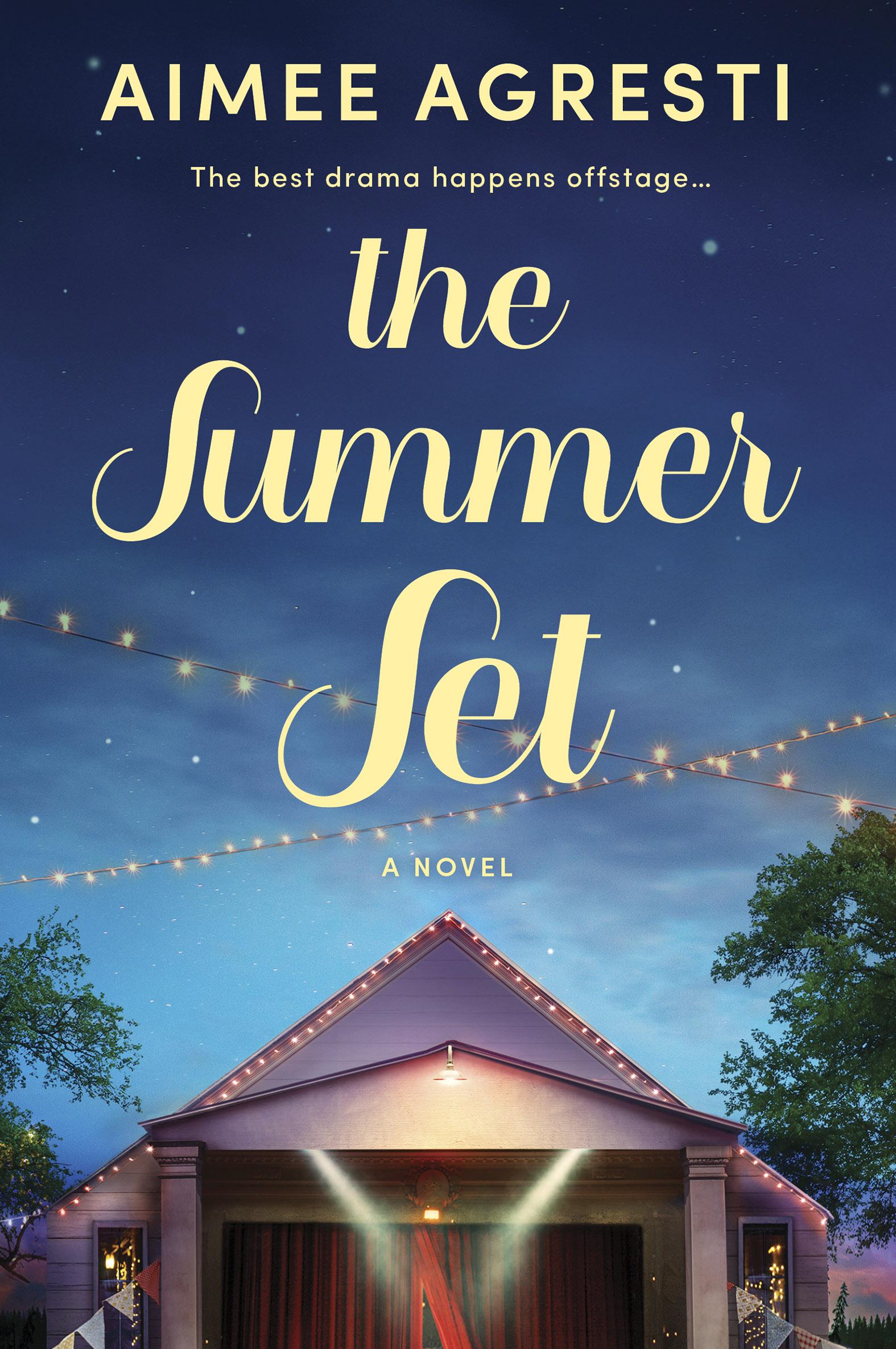 The Summer Set - Aimee Agresti