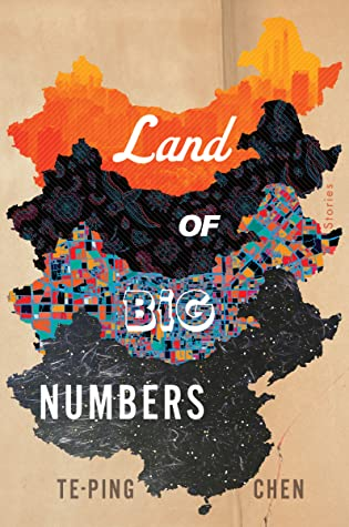 Book cover for Land of Big Numbers
