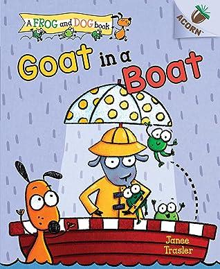 Goat in a Boat by Janee Trasler
